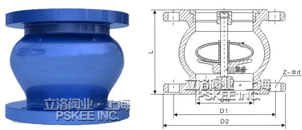 石墨套水泵结构图